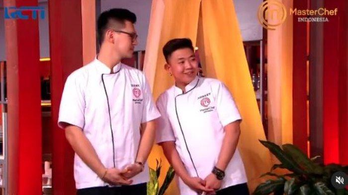 Spoiler MasterChef Indonesia Sore Ini: Pengakuan Jerry Bikin Chef Juna Kaget, Audrey Ikutan Melongo