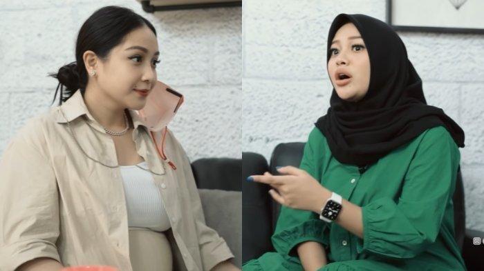 Nasihat Bijak Nagita Slavina untuk Aurel yang Kerap Merasa Kesal saat Dibilang Gendut Oleh Netizen