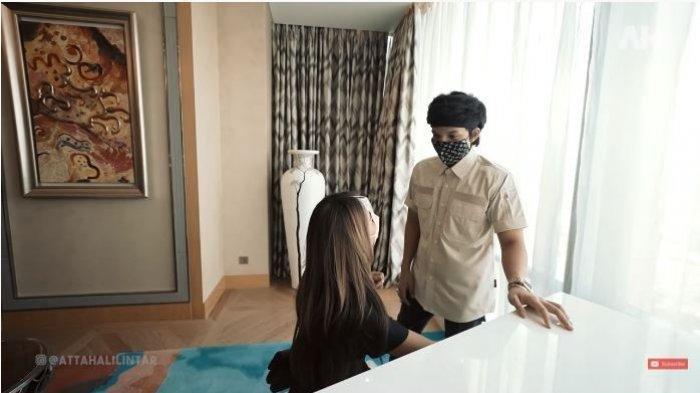 Survey Hotel Malam Pertama, Atta Halilintar Tidak Sabar, Aurel: Satu Harian Full Dalam Kamar