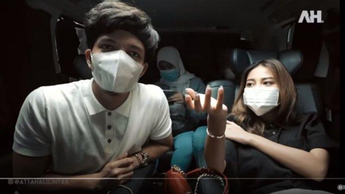 Belum Nikah, Aurel Hermansyah Datangi Dokter Kandungan, Atta Halilintar: Bukan Berarti Hamil