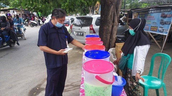 BPOM Sidak Takjil Ramadan di Kota Palu, 27 Sampel Diuji Test Kit