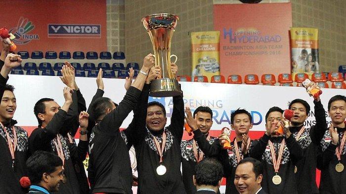 Hasil Drawing Badminton Asia Team Championships 2020: Grup Aman Bagi Tim Putra, Bagaimana Tim Putri?