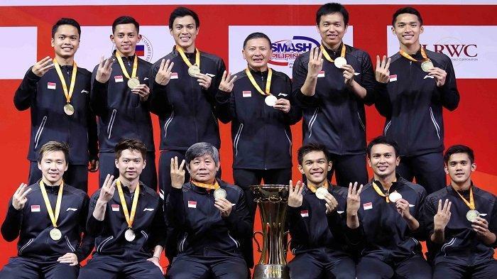 Bursa Ketua Umum PBSI: Moeldoko Dipinang Legenda Badminton, Ketua BPK RI Didukung 26 Pengprov
