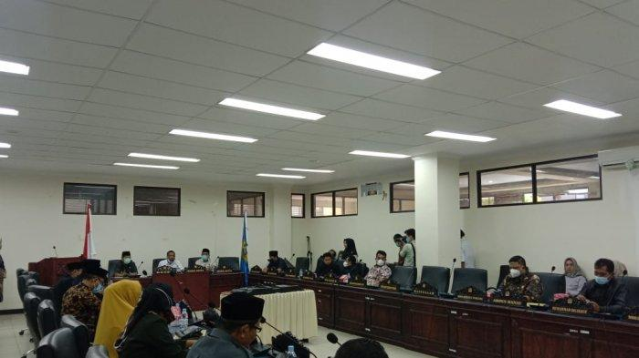 Wabup Parimo Minta OPD Proaktif Terhadap Pembahasan Raperda di DPRD