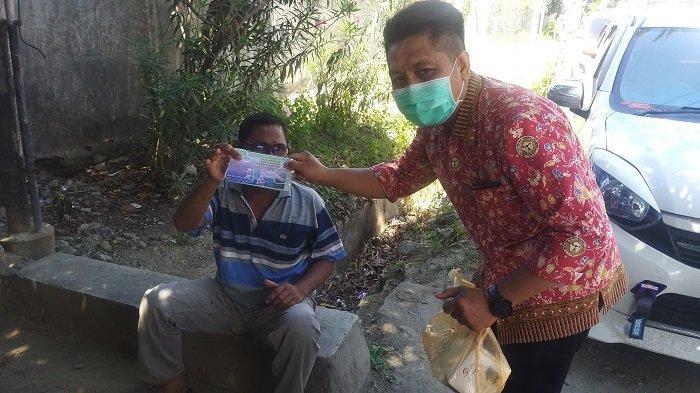 Bagi Masker dan Edukasi Soal Vaksin, Cara DPK RSU Anutapura Palu Rayakan HUT PPNI