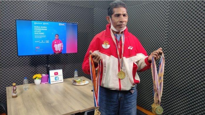 Cerita Bahrizal Atlet Dayung Sulteng Peraih Emas SEA Games, Berawal dari Restu Orangtua