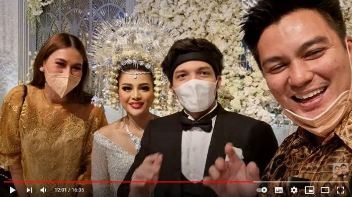 Ada Liontin di Souvenir Nikahan Atta Halilintar dan Aurel, Baim Wong: Paula Suka Mengkritik, Bahaya