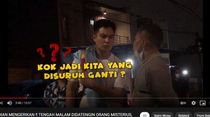 Baim Wong Didatangi Ibu-ibu Korban Penipuan, Minta Suami Paula Bayar Ganti Rugi: Kembaliin Rp 5 Juta