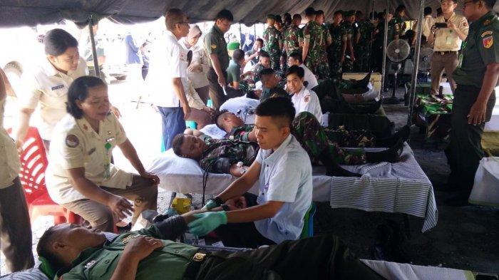 Selama Pandemi Pendonor Darah di PMI Sulteng Menurun Hingga 2.000 Kantong