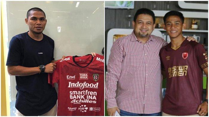 Jelang Dimulainya Putaran Kedua, PSM Makassar dan Bali United Kompak Rekrut Pemain Anyar