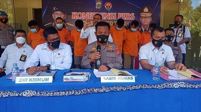 Demi Beli Narkoba, 4 Pemuda di Palu Nekat Bobol Gudang Masjid