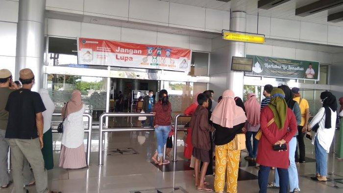 Berikut Daftar Maskapai Tak Beroperasi di Bandara Palu Selama Larangan Mudik