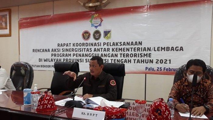 Strategi Cegah Terorisme 5 Provinsi di Indonesia, Sulteng Jadi Sasaran Satgas
