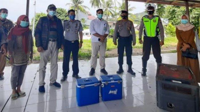 Siap-siap, Vaksinasi Covid-19 Tahap II di Banggai Kepulauan Sulteng Bidik Profesi Ini