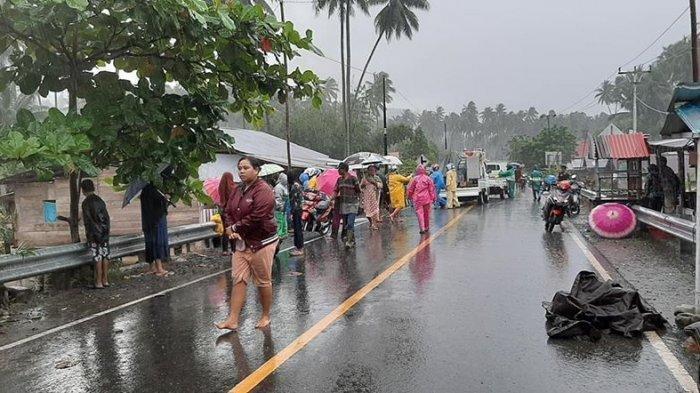Banjir Bandang di Bolaang Mongondow Selatan: 22 Ribu Jiwa Terdampak, BNPB Kirim Helikopter Logistik