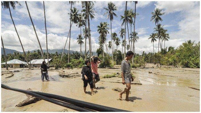 Alasan Keamanan, Warga Desa Bangga Diminta Mengungsi ke Desa Tetangga Akibat Banjir