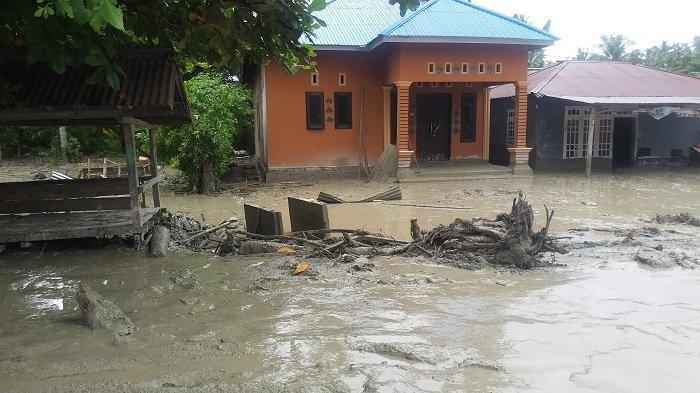 Banjir di Desa Beka Sering Terjadi, Kades: Ini yang Paling Parah