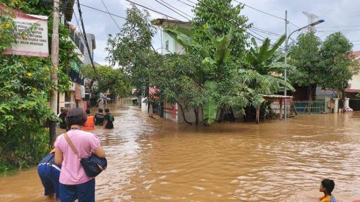 Banjir Jakarta dan Sekitarnya Akhir Februari 2020, BNPB Catat 9 Orang Meninggal Dunia