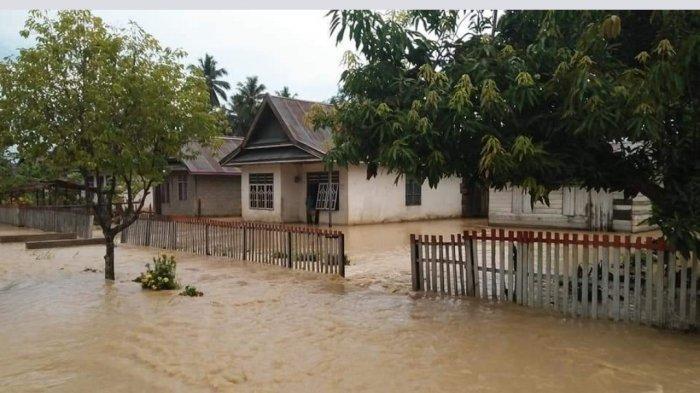 BPBD Parimo Sebut Sausu Piore Wilayah Langganan Banjir