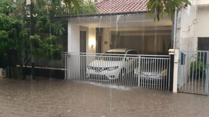 Jakarta Awali Tahun Baru 2020 dengan Banjir di Beberapa Wilayah