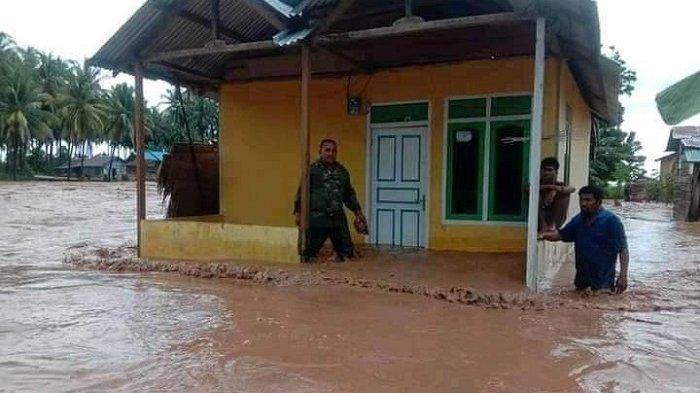 Waspada 3 Hari ke Depan Tojo Una-una Masih akan Diguyur Hujan, Ini Daerah Lainnya