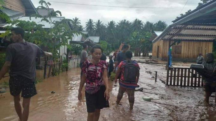 Curah Hujan Tinggi, BPBD Imbau Warga Bantaran Sungai Palu Waspada Banjir