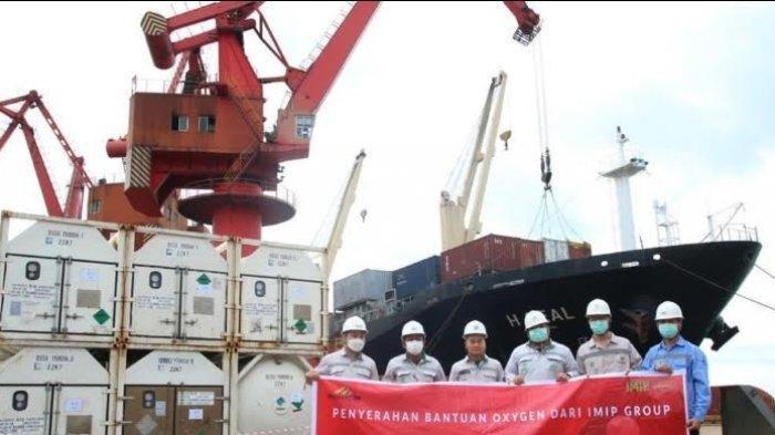 2 Perusahaan Raksasa China Kerja Sama Proyek Lithium IMIP Sulawesi Tengah Senilai US$350 juta