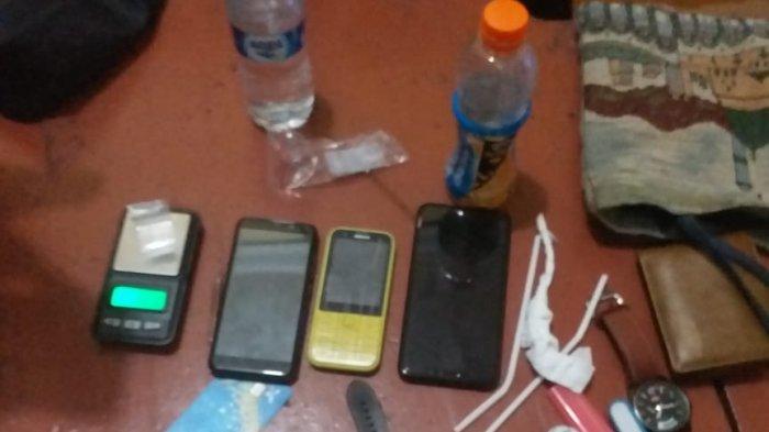Tiga Warga Kayumalue Pajeko, Palu Diamankan karena Edarkan Narkoba