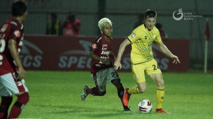 Update Klasemen Liga 1 2020: PSM Makassar Peringkat Pertama, 2 Tim Promosi Belum terkalahkan