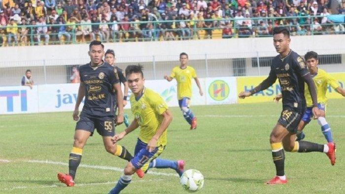 Live Streaming TV Barito Putera vs Persikabo di Liga 1 2021, Mulai Pukul 19.15 Wita, Tonton di HP