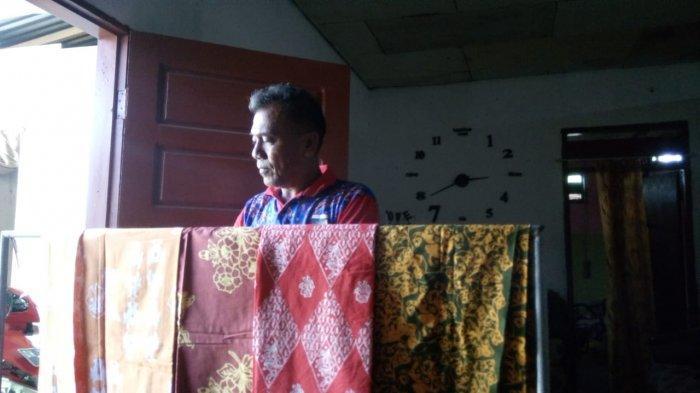 Pascabencana, Perajin Batik Bomba di Kota Palu Kekurangan Modal Usaha