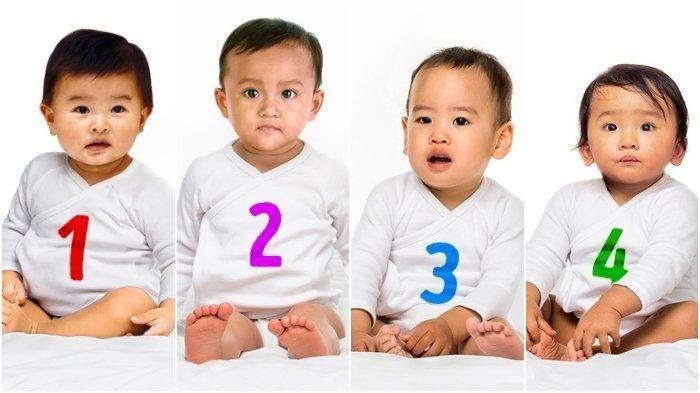 Tes Kepribadian: Tebak Mana Bayi yang Perempuan dari Keempat Foto Ini? Pilihanmu Ungkap Pola Pikirmu