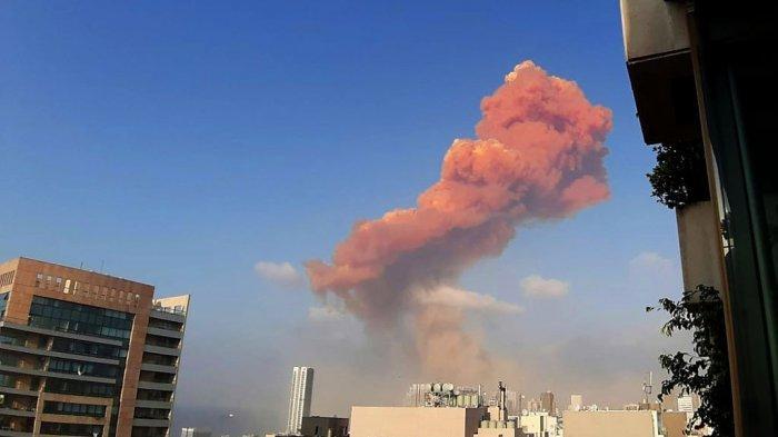 Ledakan di Beirut, Lebanon Dibanjiri Dukungan dan Simpati dari Para Pemimpin Negara di Dunia