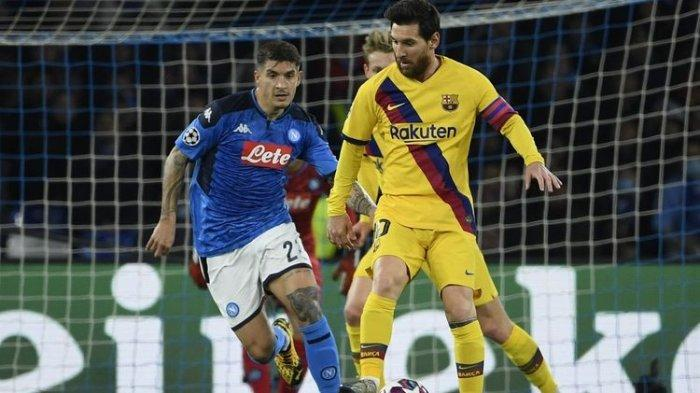 Hasil Liga Eropa Tadi Malam: Leicester Vs Napoli Berakhir Sama Kuat di King Power Stadium
