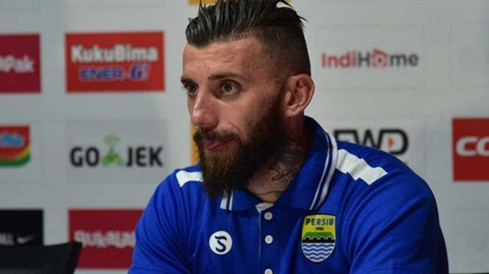 Mantan Pemain Persib Bandung, Bojan Malisic Resmi Gabung Badak Lampung FC