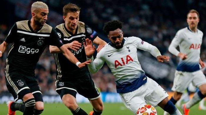Link Live Streaming Tv Online Ajax Vs Liverpool Liga Champions Akses Link Sctv Di Sini Tribun Palu