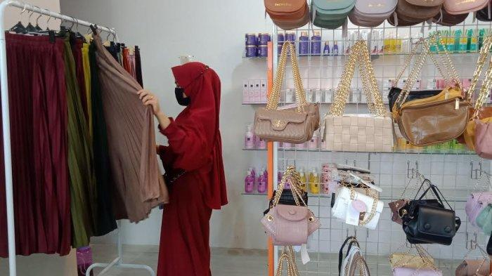 Bellfa Shop kini hadir di Jl Maleo, Kelurahan Lasoani, Kecamatan Mantikulore, Kota Palu, Sulawesi Tengah, Rabu (5/5/2021).