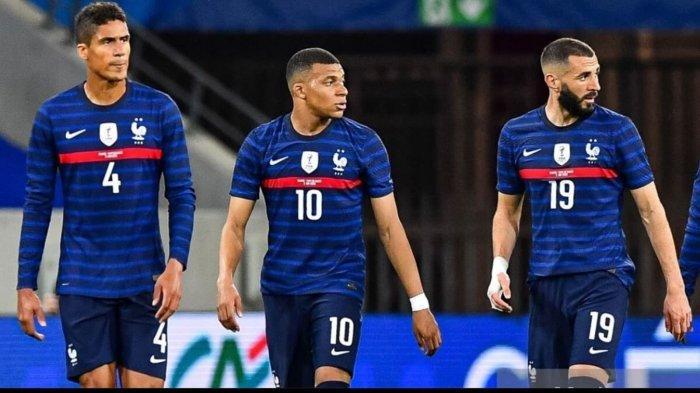 Jelang Laga Pembuka Grup Neraka Euro 2020, Prancis Dapat Kabar Buruk