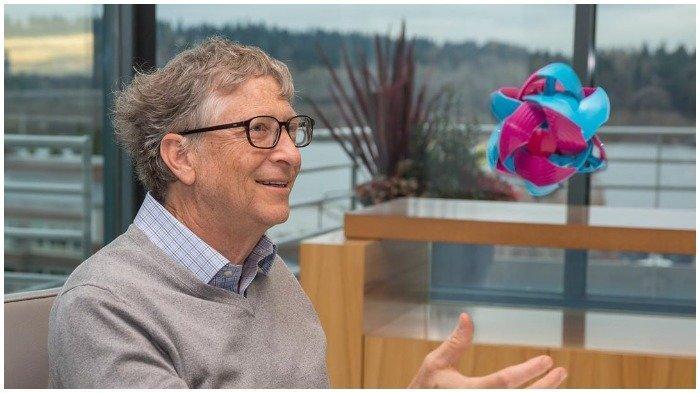 Pendiri Microsoft, Bill Gates.