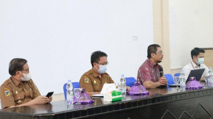 BPKP Gelar Bimtek Penyelenggaraan SPIP dan Manajemen Risiko di Parimo