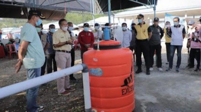 Bupati Morowali Luncurkan Alat Pengolahan Sampah Jadi Biogas di Bungku Tengah