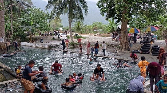 Selain Bisa Diminum, Mata Air di Desa Kaleke Sigi Bisa Sembuhkan Stroke