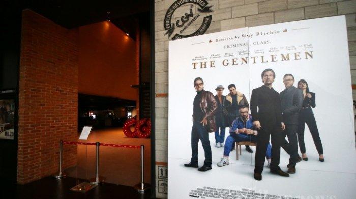 Kasus Konfiemasi Covid-19 Belum Melandai, Bioskop di Jakarta Batal Buka 29 Juli 2020
