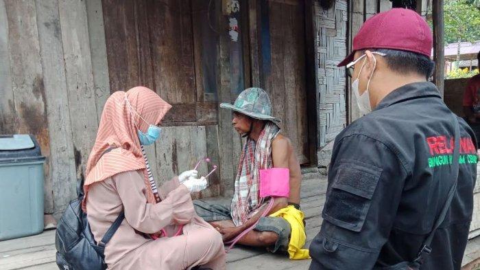 BMC Peduli Berikan Pengobatan Gratis di Salena Palu