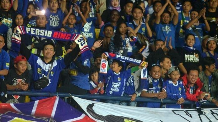 Tiket Persib Bandung vs Persela Lamongan Tak Dijual bebas, Hanya Bisa Dibeli dengan Cara berikut