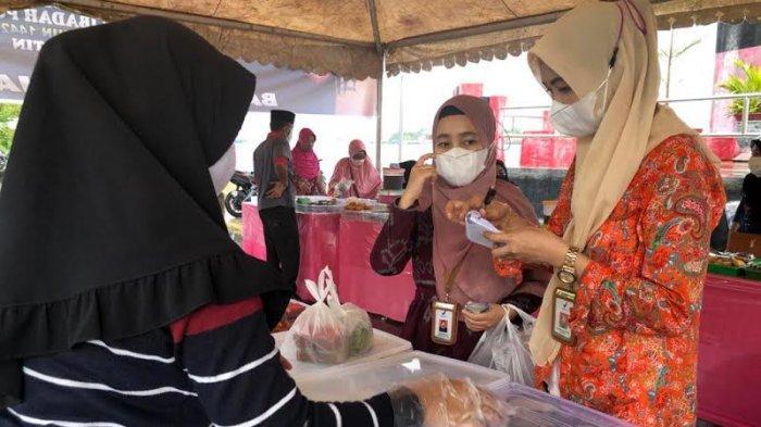BPOM Gencar Periksa Jajanan Buka Puasa di Pasar Ramadan Luwuk Banggai, Ini Hasilnya