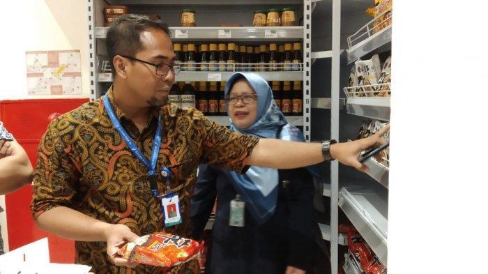 BPOM Intai 52 Toko Sembako Selama Ramadan dan Idulfitri