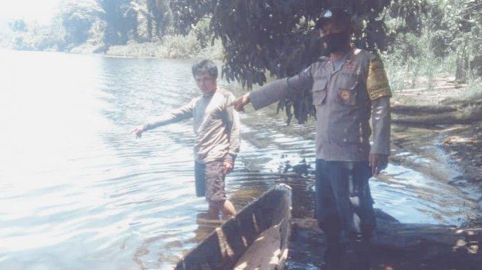 Bocah berinisial BR (3) meninggal dunia akibat tenggelam di Danau Lindu, Desa Anca, Kecamatan Lindu, Kabupaten Sigi, Sulteng.