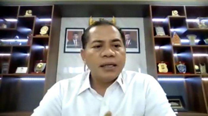 Dihadiri BNPT, Webinar BEM FH Untad Singgung Polemik Tes Wawasan Kebangsaan KPK