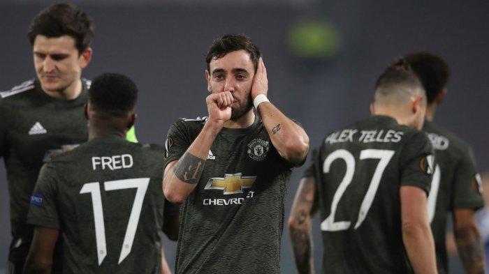 Hasil Pertandingan Manchester United Vs Real Sociedad: Setan Merah Terlalu Perkasa